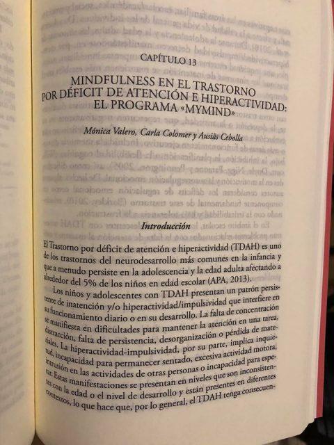 Mymind: Capítulo 13 libro Bienestar Emocional